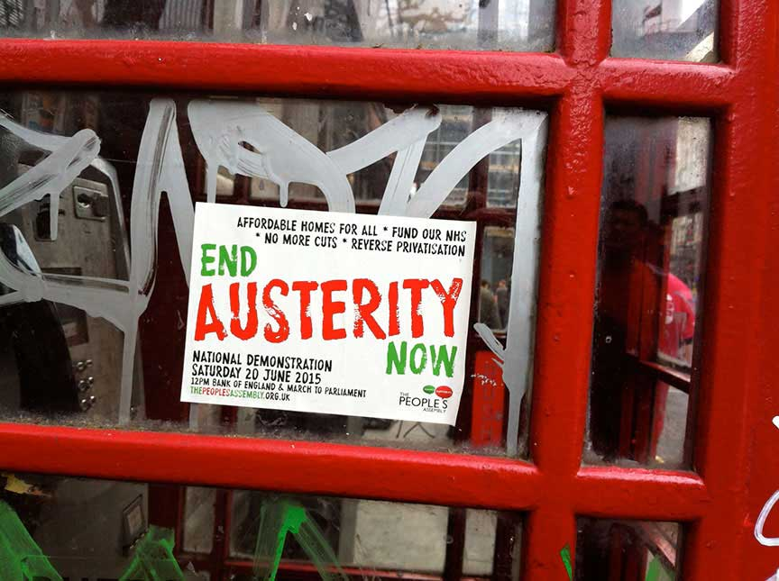 End-Austerity